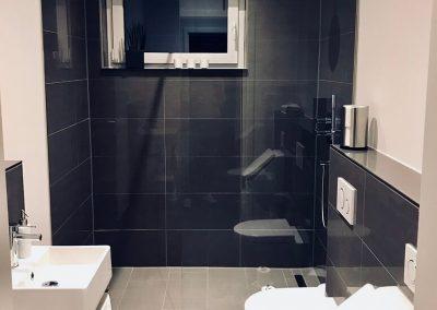 Badezimmer Neubau